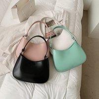 2021 Lady Pu Fashion Luxurys Designers Handbags Woman Wallet Size Tote Hobo Backpak Purses Shoulder Bag Bags Womens Crossbody 27X18X5CM Bsvf