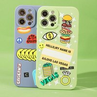 UPS 1Piece cartoon mobile phone case anime design style suitable for iPhone 12 Pro MAX 11 XS XR X 8 Plus 6s 7plus anti-fall TPU fashion personality protective cover