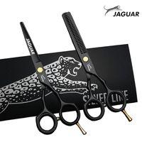 Haarschere Jaguar Professional Hohe Qualität 5.56,0 Zoll Schneiden Ausdünnung Set Friseur Barber Werkzeuge Salons Sie