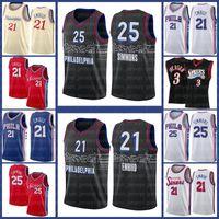 Joel 21 Embiid Jerseys Allen 3 Iverson Ben 25 Simmons Philadelphia76er.Jersey Russell 4 Westbrook Devin 1 Booker Chris 3 Paul