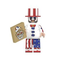 Halloween toy Mini Minifig Brick Building Blocks Gift Toys Children