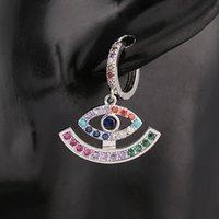 Fashion Earrings Unusual Women's Year Gift High Quality AAA Cubic Zirconia Drop Earings Jewellery Whole