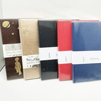 Highend Paper Products business School Supplies and journals agenda planner Korean notebook Stationery Office diary book for gift