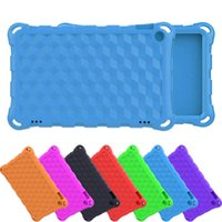 EVA Drop Protection Tablet Case Abdeckung für Amazon Kindle Fire HD 7 8 10 Zoll 2020 2019 2017 Kinder Stoßfest Tablet Hülle für iPad Mini 3 4 5