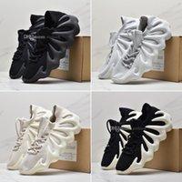 2021 Otantik Kanye 450 Bulut Beyaz Açık Ayakkabı Terlik Erkek Kadın Koy Slate Bulut-Siyah Batı Dalga Koşucu Sneakers Boyutu 36-47 H68038