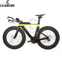 Leadxus KX3000 TT أكمل دراجة الوقت الترياتلون دراجة إطار الكربون حجم 48/51/54 سم