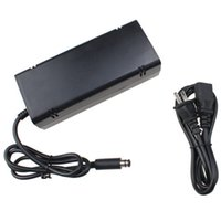 Главная Настенная Электропитание EU / US PLUP AC Адаптер для Xbox360 E 360E Игровой адаптер