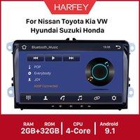 "Car dvd GPS Radio 9"" 2din Android multimedia Player for VW Volkswagen SEAT LEON CUPRA Skoda Passat b5 b6 CC"