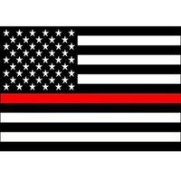 EU estoque fino linha azul linha vermelha bandeiras 3x5 ft 6 estilos poliéster bandeira 2020 policy policy fire Respeit e honra bandeira bandeira 60pcs 776 k2