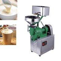 1500W REFINER Commercial Reis Pulp Machine Haushalt Sojamilch Elektrische Steinmühle Automatische kleine Schläger Wet-Use-Schleifmaschine 220V