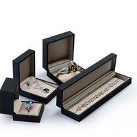 Gastronomia di gioielli, borse Oirlv Luxury Black Touch Braccialetto Braccialetto Cassa Cassa Catena lunga Stabilito Organizzatore del regalo Pacchetto leggero Tessuto di seta in oro