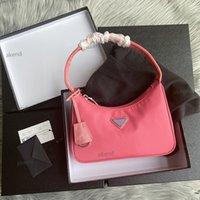 Высочайшее качество алмазные сумки женские мужчины Tote сумки нейлоновые кожаные сумки на плечо роскошный дизайнер продажа 3 шт. Crossbody кошелек и кошелек сумка мода стиль моды