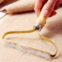 Manuale Lint Remover Vestiti Fuzz Tessuto Tessuto Rasoio Trimmer Rimozione Rullo Rullo Strumenti di pulizia del rullo di capelli Strumenti di trasporto marittimo DHE4965