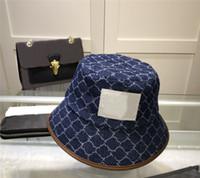 Kadın Tasarımcılar Kova Şapka Güneş Koruma Gösteri Şapkalar Erkek Caps Bayan Beyzbol Şapkası Casquette Bonnet Klasik