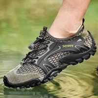 Hiking shoes boot Unisex Barefoot Sneakers Swimming Water Shoes Upstream Waden Aqua Men Diving Sok Slippers Summer Sea Beach Sandals 0914