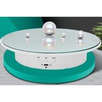 Plaque de vitesse à trois vitesses de la maison intelligente Table d'affichage électrique Table plate-forme de tournage de tournage de rotation intelligente