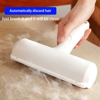 Dog Car Seat Covers Pet Hair Removal Roller Cleaning Brush Supplies Cat Self-Cleaning Comb Products For Animal Fur Basic Home Furniture Clot