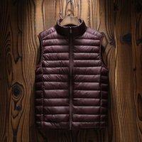Erkek yelek adam pamuk kalınlaşmak yelek yelek erkekler ceket marka erkek ceket kolsuz yelekler ceketler erkekler rahat palto