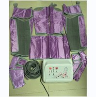 Portable Lymphatic Drainage Muscles Relax Body Shape Massage Slimming Pressotherapy Machine For Spa Salon Clinic Use