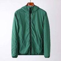 Cyberpunk topstoney windbreaker homens jaqueta casual moletom forma streetwear zipper windrunner outono casaco de mens 2 cores m-xxl