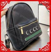 2021 Frau Designer Umhängetaschen Rucksack für Frauen Marke Luxurys Designer Duffle Travel Bags Rucksack Echtes Leder mit Goldrunden Top