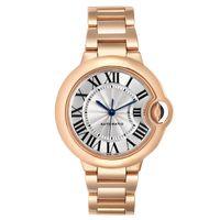 L'orologio diamante elegante e alla moda è realizzato in pura gemma fatta a mano in acciaio, che mostra lo specchio di lusso zaffiro