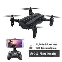 Drones landzo ufo drone pographie aérienne RC quadrocopter plan télécommande avion HD quad-compteur hélicoptère enfants jouets enfants