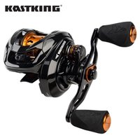 Kastking Zephyr 미끼 Finess 시스템 Baitcasting Fishing Reel 4.5KG 7.2 : 1 기어 비율 자석 브레이크 시스템 낚시 코일