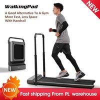 Treadmilles Fitness Supplies Sports Equipments WalkingPad R1 Pro treadmill smart folding walking running home exercise machine