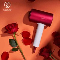 Soocas H5 Upgraded Anion Hair Dryer 1800w Professional Blow Aluminum Alloy Powerful Quickly Dry Electric