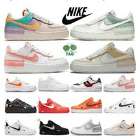Nike Hava Kuvvetleri 1 Erkek Kadın Gölge Platformu Koşu Ayakkabıları Dunk Yüksek Düşük Kesim Antep Fıkırdı Soluk Fildişi Kaykay Erkek Açık Spor Eğitmenleri Sneakers Ayakkabı
