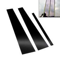 Для Honda CRV 2007-2021 автомобиль Средний до н.э. столбец наклейки зеркало окна столбные столбы Обложка черные красные синие отделки аксессуаров