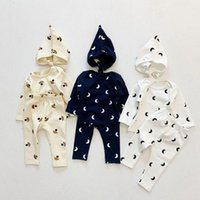 Pajamas MILANCEL 2021 Autumn Baby Clothes Set Toddler Pyjama Cotton Boys Sleeper Infant Girls Pajama