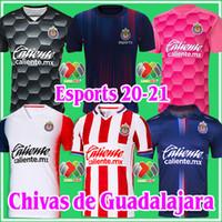 2020 2021 Chivas de Guadalajara Home Away Dritter Fußball-Trikots 20 21 Torhüter Camiseta de Futbol Jersey Kits Football Hemden
