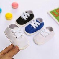First Walkers Baby Boys Girls Shoes Canvas Print Walker Infant Toddler Anti-Slip Prewalker Indoor