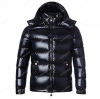 2021 클래식 겨울 남성 두꺼운 자켓 옴므 옴므 카엔 chaquetas 파카 겉옷 자켓 망 따뜻한 코트 큰 모피 후드 fourrure manteau hiver doudoune size s-3xl