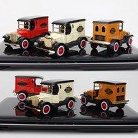 Squisita lega in lega di metallo collezione in metallo giocattolo modello classico modello auto accessori per la torta di compleanno decorazione di alta qualità regali per bambini