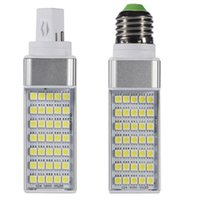Bulbos E27 G24 Lâmpada LED G23 Lâmpada G23 Bombillas 5W 7W 9W 12W 13W 15W SMD 2 Pin AC85-265V 110V 220V