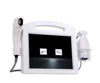 A melhor poderosa máquina de remoção de rugas de enrugamento 2 em 1 Hifu 2020 Face Levantando anti-rugas Body Slimming 4D Hifu Liposonix