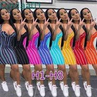 Delle Donne Dress Dress Designer Senza spalline Dress Off Spalla Crop Top Solid Color Split Sexy Vestiti Sexy Plus Size Skinny Skirt Hip Gonna 64 Stili