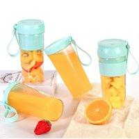 300ml 개인 휴대용 미니 블렌더 USB 컵 전기 Juicer 병 과일 야채 도구 공장 도매