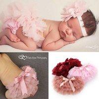 Pudcoco 영국 판매 유아 아기 소녀 레이어 발레 댄스 Pettiskirt 바지 드레스 투투 스커트 지원 도매