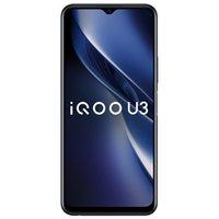 """Original vivo IQOO U3 5G Mobiltelefon 6 GB 8 GB RAM 128 GB ROM MTK 800U Android 6.58 """"Vollbild 48MP 5000mAh Fingerprint-ID Smart Handy"""