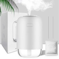 Wireless Humidifier Diffusers Household Air Aromatherapy Diffuser Essential Oils Aceite Humificador Mist Maker 210724