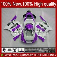 Bodywork Kit For YAMAHA YPVS 3MA TZR250RR TZR250R 1988-1991 Body 31No.125 TZR250 TZR New Purple 250 TZR-250 R RS RR 88 89 90 91 TZR250-R 1988 1989 1990 1991 OEM Fairing