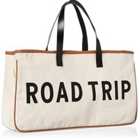 Diaper Bags Canvas Tote Women Handbags Casual Letter For Designer Luxury Shoulder Bag Large Capacity Shopping Travel