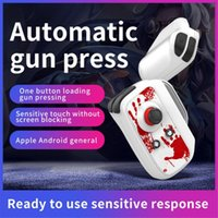 Game Controllers & Joysticks Gamepad Joystick For PUBG Gaming Trigger Smart Fire Button Aim Key Shooter Controller Mobile Phone 2021