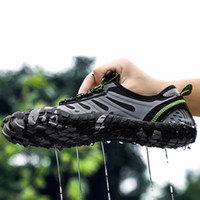 Unisex Beach Shoes Plus Size Sneakers Five Finger Water Shoes Quick Dry Swimming Diving Non-slip Aqua Shoes Men Zapatos Mujer 210315