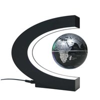 Magnetic levitation globe English Business Gifts Year gifts creative home accessories popular cultural crafts