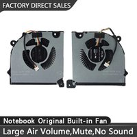 New One Pair Replacement Cooling Fans for Hasee G8 Z8-CR7P1 G9 Z9-CT7PK CPB5S04 PB50EF Series Laptop FAN